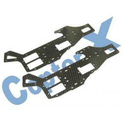 CX450-03-09 - Carbon Upper Frame