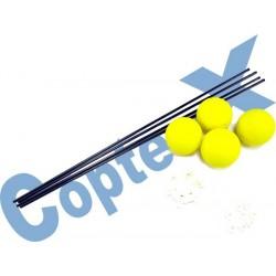 CX450-08-06 - 3D Training Kit CopterX ESKY ALIGN WALKERA