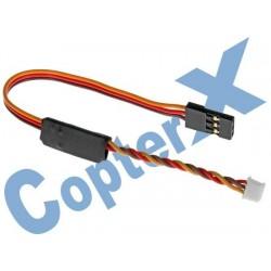 CX-SAT-SP - Spektrum Satellite Receiver Cable for CX-3X2000
