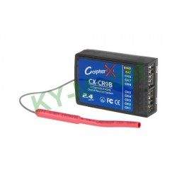 CX-CR9B - 2.4GHz 9CH Receiver