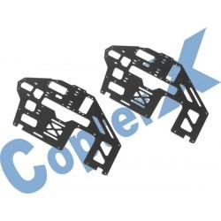 CX500-03-03 - Carbon Main Frame Set