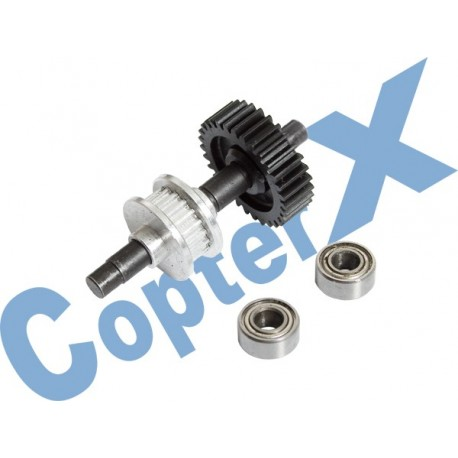 CX500-03-05 - Tail Drive Gear Set