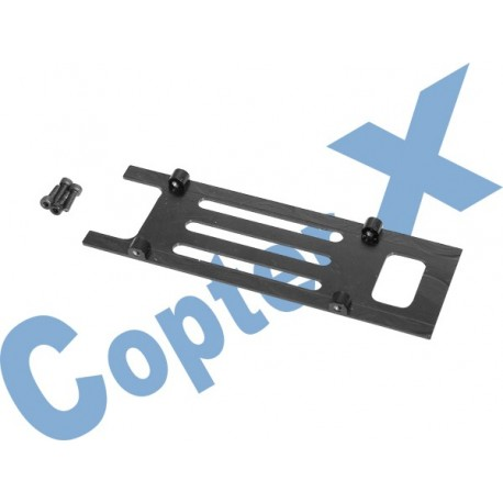 CX500-03-06 - Metal Battery Mounting Plate