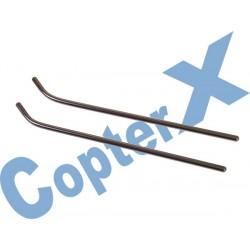 CX500-04-02 - Landing Skid Pipe