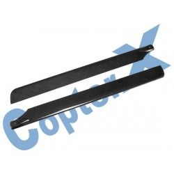 CX500-06-05 - Carbon Fiber 425mm Main Blades