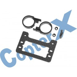 CX500-07-03 - Metal Rudder Servo Mount