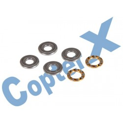 CX500-09-01 - 5x12x4mm trust Bearings
