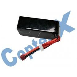 CX500-10-04 - Li-Polymer Battery 22.2V 25C 2200mAh
