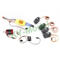 CX500VEPP - CopterX 500 Value Electronic Parts Package