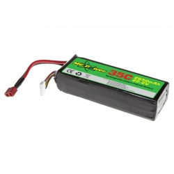 MG-222-35-2650 - MG Power Battery (22.2V 35C 2650mAh)