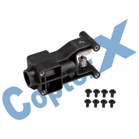 CX450PRO-03-02 - Tail Boom Holder Assembly Set