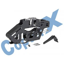 CX450PRO-03-15T - Carbon & Metal Main Frame Set