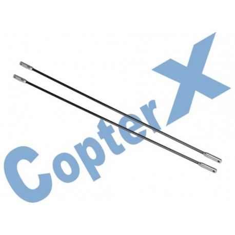 CX450PRO-07-02 - Tail Boom Brace