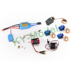 CX450PROEPP - CopterX 450PRO Electronic Parts Package