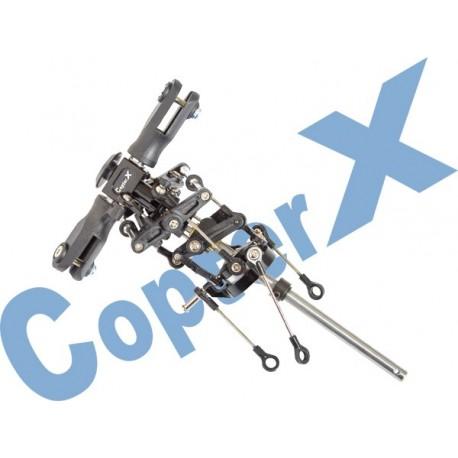 CX450-01-30 - Metal & Plastic Main Rotor Head Set
