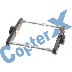 CX450-01-36 - Plastic Flybar Control Set