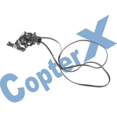 CX450-02-10 - Plastic Tail Rotor Set