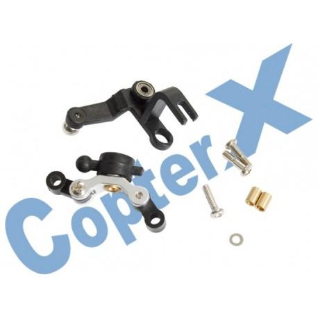 CX450-02-11 - Plastic Tail Rotor Control Set