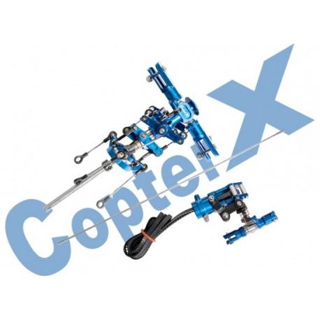 CX450-01-00 - Metal Main Rotor Head Set V2 & Metal Tail Rotor