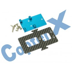 CX450-03-05 - Carbon Battery Mounting Plate