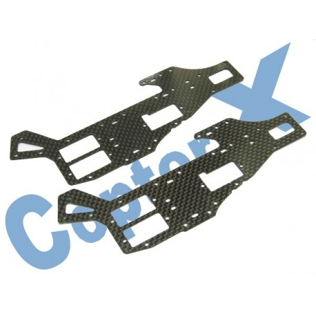 CX450-03-09 - Carbon Upper Frame