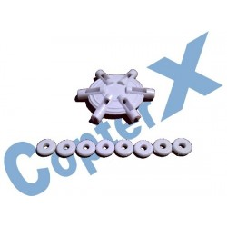 CX450-08-07 - Plastic Mounting Kit Trainning CX450-08-06