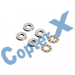 CX450-09-08 - Thrust Bearings 3x8x3.5mm