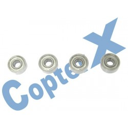 CX450-09-04 - Bearings(MR83ZZ) 3x8x3mm