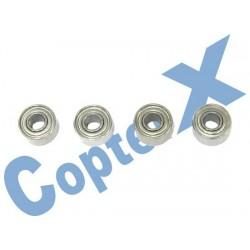 CX450-09-06 - Bearings(MR52ZZ) 2x5x2.5mm