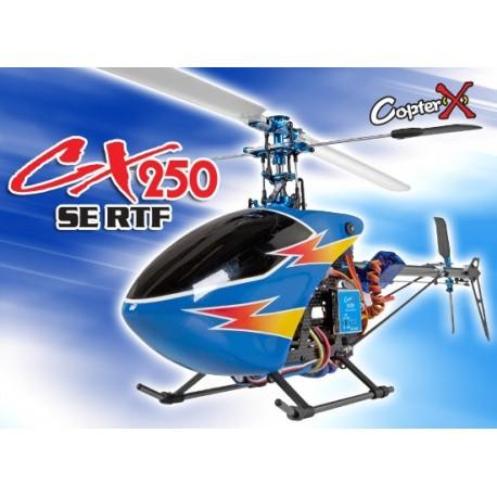 CX200V3-2.4G - CopterX CX200 V3 2.4GHz Helicopter RTF
