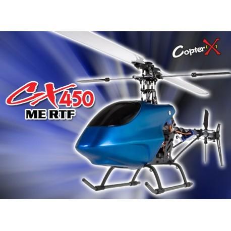 CX450ME2.4G - CopterX CX450ME 2.4G RTF