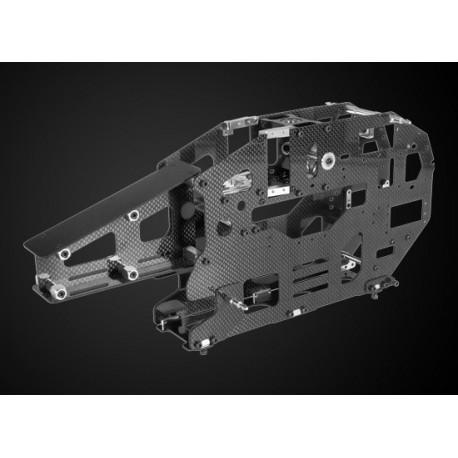 CX600BA-03-01 - Carbon Fiber & Metal Main Frame