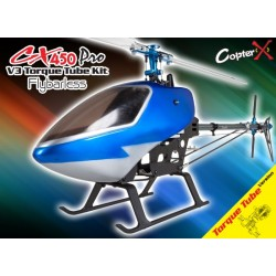 CX450PROTT-FBL-KIT - CX 450PRO V3 Flybarless Torque Tube Version Kit