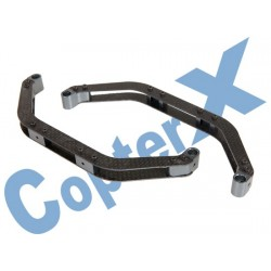 CX500-04-04 - Carbon Fiber Landing Skid