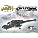 HB-AW002 - Airwolf 450 with Retract Glass Fiber