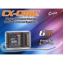 CX-CR6C - 2.4GHz FHSS 6CH Receiver