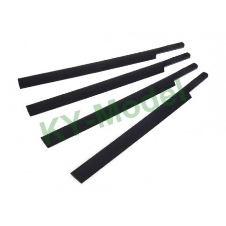 CX450BA-20-04 - Composite main blades for RIGID Four Blades Main Rotor Set (4pcs)