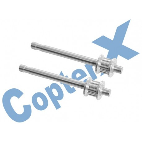 CX450-02-04 - Metal Tail Rotor Shaft for CX450 CopterX