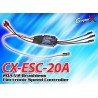 CX-ESC-20A - 20A V2 Brushless Electronic Speed Controller