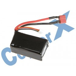 CX250-10-06 - Li-Polymer Battery 11.1V 25C 850mAh