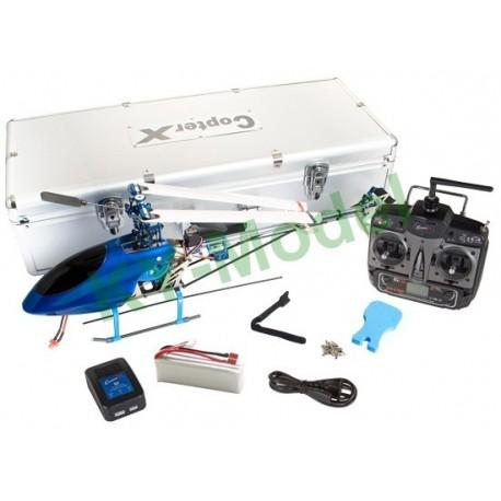 CX450AEV2-2.4G - CopterX CX450AE V2 2.4G RTF Full Metal