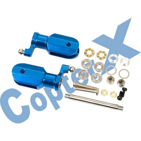 CX450-01-22 - Metal Main Rotor Holder V2 for CX450 CopterX