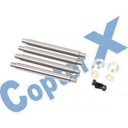 CX450-01-23 - Feathering Shaft V2 for CX450 CopterX