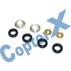 CX450-01-16 - Damper Rubber Set for CopterX CX450SE V2