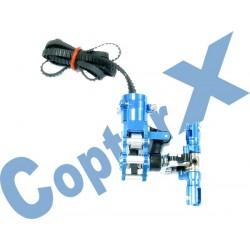 CX450-02-00 - Metal Tail Rotor Set for CopterX CX450SE V2