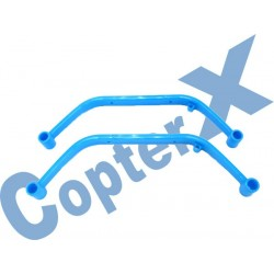 CX450-04-01 - Bump Resistance Landing Skid for CopterX CX450SEV2