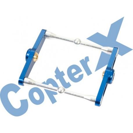 CX450-01-07 - Metal Flybar Control Set Copterx 450 v2