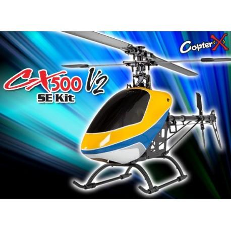 CX500SEKIT - CopterX CX 500SE Kit Carbon