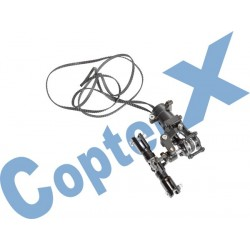 CX500-02-00 - Metal Tail Rotor Set