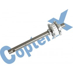 CX500-02-04 - Metal Tail Rotor Shaft
